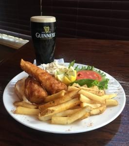 Celtic Fish Sandwich