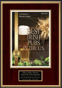 Best Irish Pubs In the US